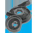 "Vacu-Guard™ for Bosch® & Makita® - 4-1/2"""