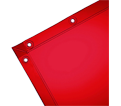 Welding Curtain - 6' x 6' Red / 36292