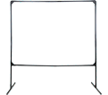 Welding Curtain Frame - 6' x 6' / 36336