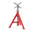 Pipe Stand - V-Head - Rigid / 566 Series