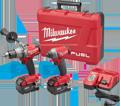 2 Tool Combo Kit - 18V Li-Ion / 2795-22 *M18 FUEL™ ONE-KEY™
