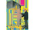 Contractor Lift - 24' - Steel / 783652 *2124