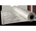 Plastic Sheeting - Clear - Polyethylene / INDUSTRIAL