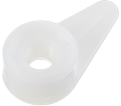 Filter Nut - Plastic - White / 47907
