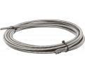"""Drum Cable - 5/16"""" x 25' - Inner Core w/ Bulb Auger / 56782 *C-1IC"""