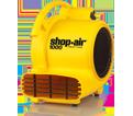Air Mover - 1000 CFM - Yellow / 10304 *SHOP AIR