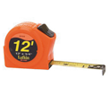 "3/4"" x 12' - Hi-Viz® 1000 Series Power Tape Measure"
