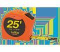 "3/4"" x 25' - Hi-Viz® 1000 Series Power Tape Measure"