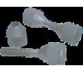 FLANGE PINS,CARBON ST-106