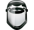 Face Shield - Clear - Black Suspension / S8510 *BIONIC™