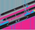 """5/16"""" x 200' - Super Hi-Way® Nubian® Tape Refill"""