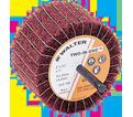 "Flap Wheel - Non-Woven & Zirconium - 3"" Dia. / TWO-IN-ONE™"