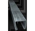 """Strut Channel - 1-5/8""""- Single - 20' / Pre-Galvanized Steel *12 GAUGE"""