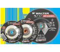 Cut & Grind Wheel - Aluminum Oxide - Type 27 / 08-B Series *HP COMBO™