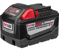 Battery - 9.0 Ah - 18V Li-Ion / 48-11-1890 *M18 REDLITHIUM HIGH DEMAND™