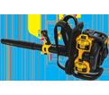 Backpack Blower - 450 CFM - 40V Li-Ion / DCBL590 Series *MAX™