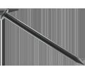 Shingle Nail - Smooth Shank / Blued Steel (BULK)