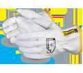 Leather Gloves - Unlined - Full Grain Goatskin / 378GKTA