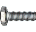 "Hex Head Cap Screw 5/8"" UNF - Grade 5 / Zinc"