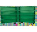 60.4ft3 - Bi-Fold Utility Box