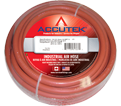 "Air Hose - 3/8"" MPT - Rubber / RG6RED-100C *INDUSTRIAL EPDM"