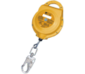 Self-Retracting Lifeline - Composite Plastic - Yellow - Z7 / TR Series *TITAN