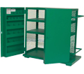 37.3 ft³ - Mesh Cabinet