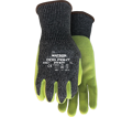 Palm Coated Gloves - Lined - Synthetic / 357 *STEALTH DOG FIGHT