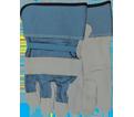 Leather/Cotton Gloves - Lined - Full Grain Buffalo / 4019 *BUFFALO BILL