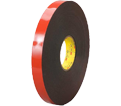 Double-Sided Tape - Foam - Clear / 5952 *VHB