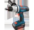"Hammer Drill/Driver - 1/2"" - 36V Li-Ion / 18636 Series *BRUTE TOUGH"