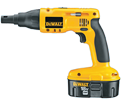 Drywall & Deck Screwgun (Kit) - 18V Li-Ion / DC520KA