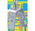 "Conduit Strut Clamp - 1-1/4"" - Steel / SCH20 *ELECTROGALVANIZED"