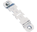 "Conduit Strut Clamp - 2.20"" – 2.38"" - Steel / SK325I *ELECTROGALVANIZED"