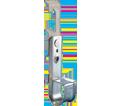 "J-Hook w/ Rod/Wire Clip - 3/4"" - Steel / CAT124Z34 *PREGALVANIZED"