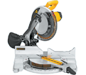 "Single Bevel Compound Miter Saw - 12"" - 15.0 A / DW715"