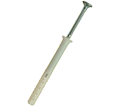 Screw Anchor - 6mm Phillips Drive - Nylon-6 / MNA