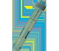 """Hex Nut Sleeve Anchor - 1/2"""" - Zinc Plated / SLE"""