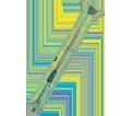 "Flat Head Sleeve Anchor - 3/8"" Philips - Zinc Plated / SLF"