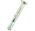 "Flat Head Sleeve Anchor - 5/16"" Philips - Zinc Plated / SLF"