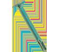 Wafer Head w/o Reamer 10-24 Robertson Self-Drilling TEK Screws / Zinc Plated (Bulk)
