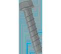 "Hex Head TORPEDO® Bolt 3/8"" - Galvanized Carbon Steel / UTB"
