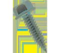 Hex Head #10 Side Lap HVAC Screw / Zinc Plated