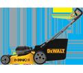 """Lawn Mower - 20"""" - 40V Li-Ion / DCMW220P2"""