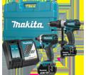 2 Tool Combo Kit - 18V Li-Ion / DLX2005T *LXT™