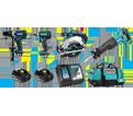 4 Tool Combo Kit - 18V Li-Ion / DLX4058M