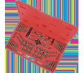 76 Piece H.S.S. Tap & Alloy Die Set / 530108