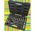 "Chrome Socket Set - 3/8"" - 6 Point / 600234 *30 Pc"