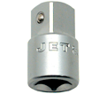 "Socket Adaptor - 1/2"" Female x 3/4"" Male"
