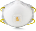 Disposable Respirator - N95 - White / 8511 *COOL FLOW (10 Pack)